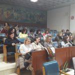 Ομιλία για το πρόγραμμα σε παιδαγωγούς _