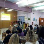 Παρουσίαση του προγράμματος σε παιδαγωγούς