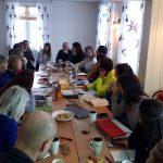 Transnational meeting in Norway