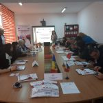 Transnational meeting in Romania