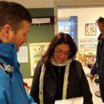 Visit to kindergarden_