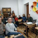 kick of meeting in Romania_