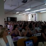 Talking about play to Students of Primary Education at the University of Athens